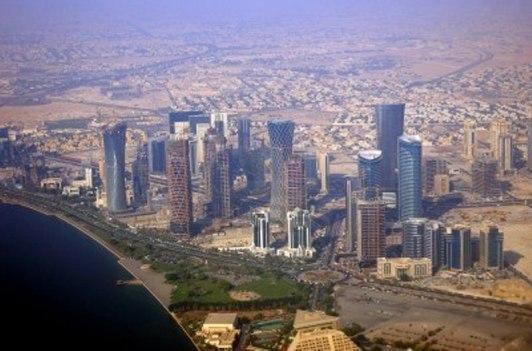 Doha, capital of Qatar