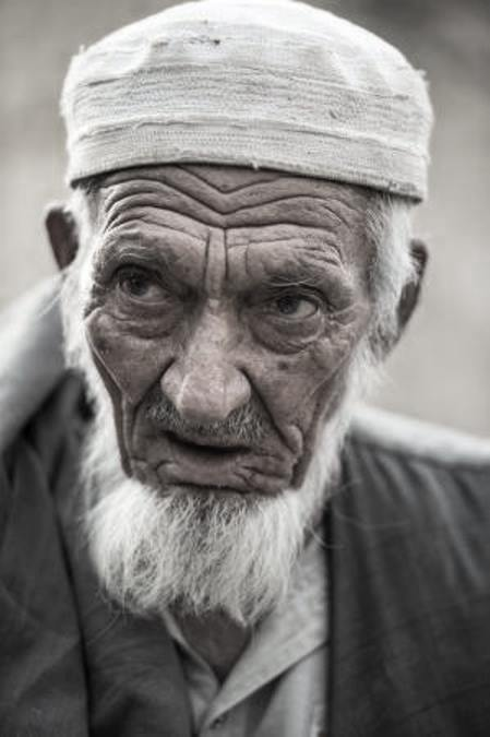 Afghan Elder 2