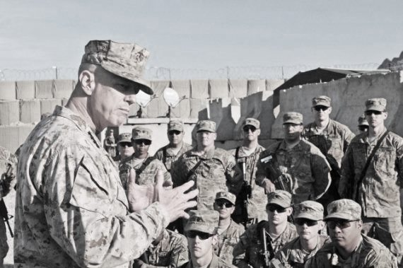 Gen Allen US Marines
