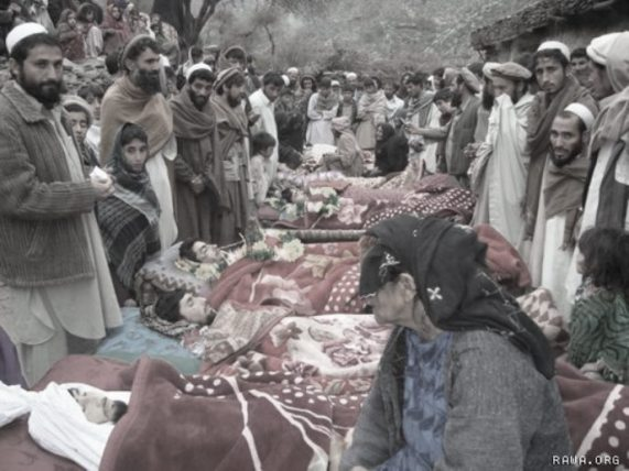 Hit By US -  Nareng Afghanistan - 4 yrs ago