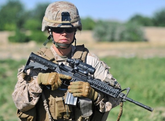 US-MILITARY-WOMEN-COMBAT-FILES