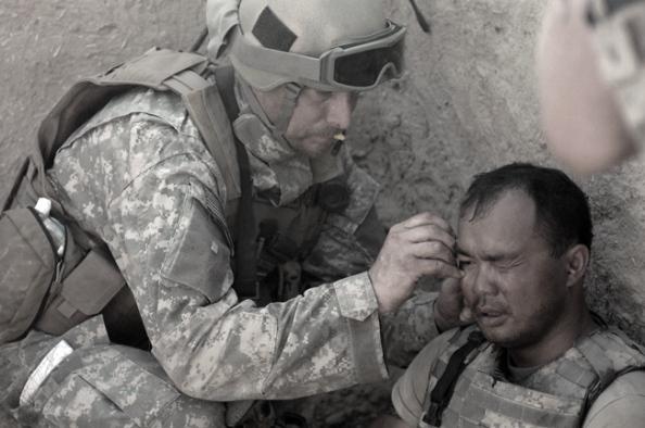 Afghan Shrapnel 2