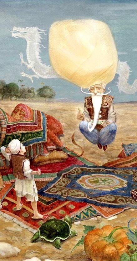 slice one of sufi tale by greenviggen