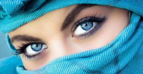 Col. Sheena Johnson burqa-ized