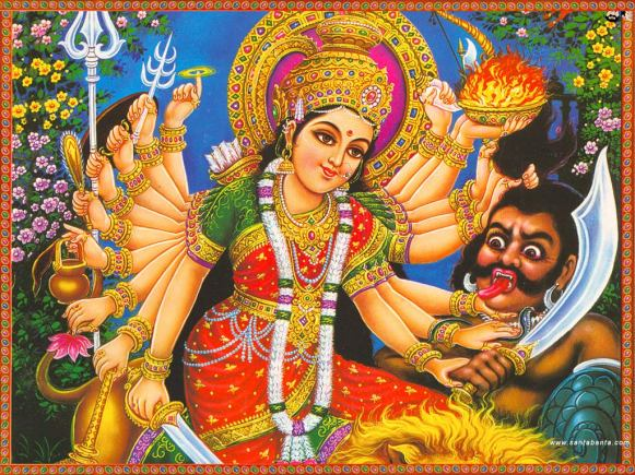 Maa Durga 5