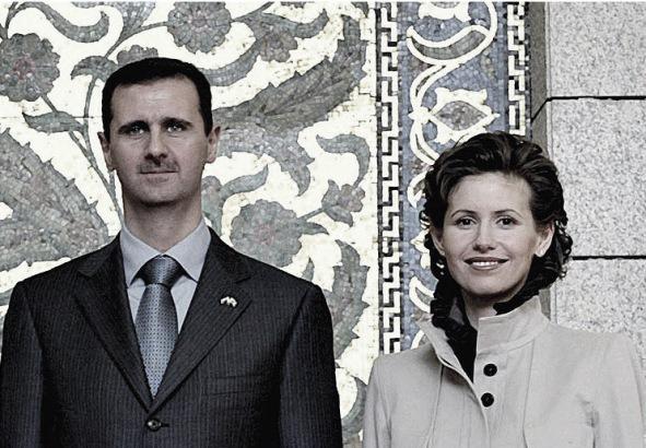prez assad syria