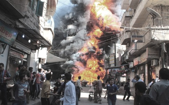 syria self-bombing 2