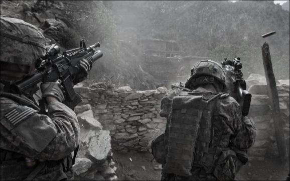 U.S. Army Nuristan