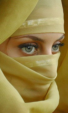 yellow burka 1