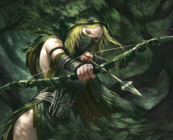 Archer Warrior Elves Fantasy Art Wallpapers Hd: Old Timer Chronicle II
